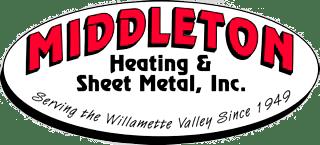 Middleton Heating & Sheet Metal