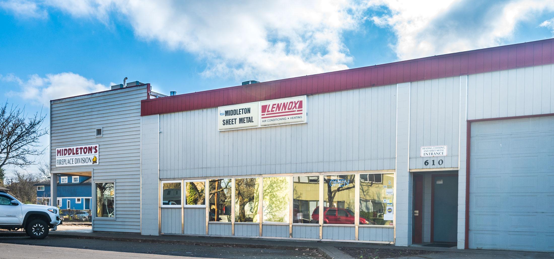 Middleton Heating & Air in Corvallis